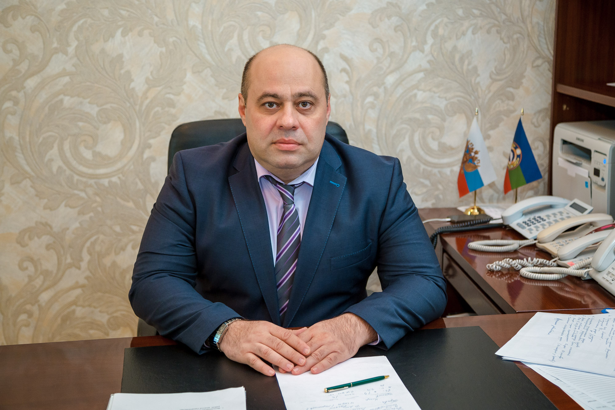 Зеленчукскую ЦРБ посетит Министр здравоохранения КЧР Шаманов Казим Азреталиевич