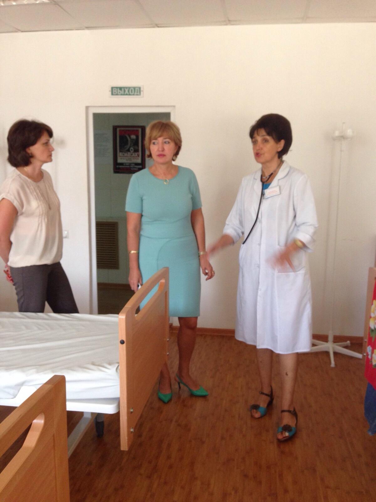 Областная больница им семашко нижний новгород специалисты
